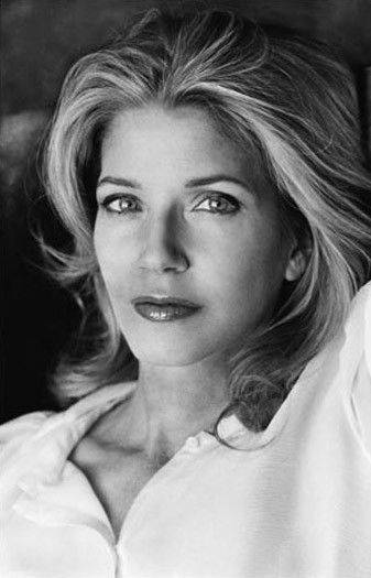 "Candace Bushnell, author of ""Sex and the City"""