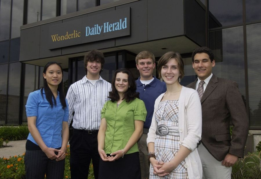 2009-2010 Lake County Academic Team
