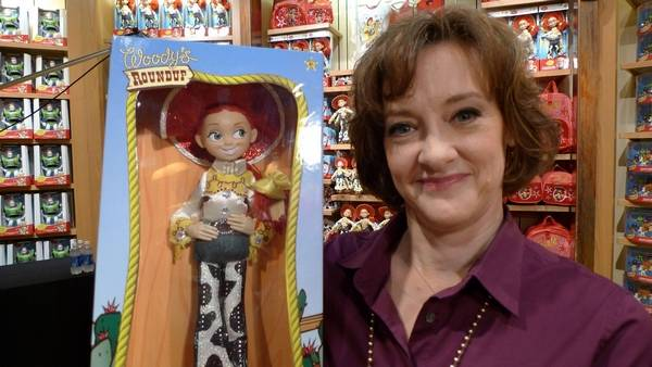 Joan Cusack Finds Her Inner Cowgirl Again For Toy Story 3