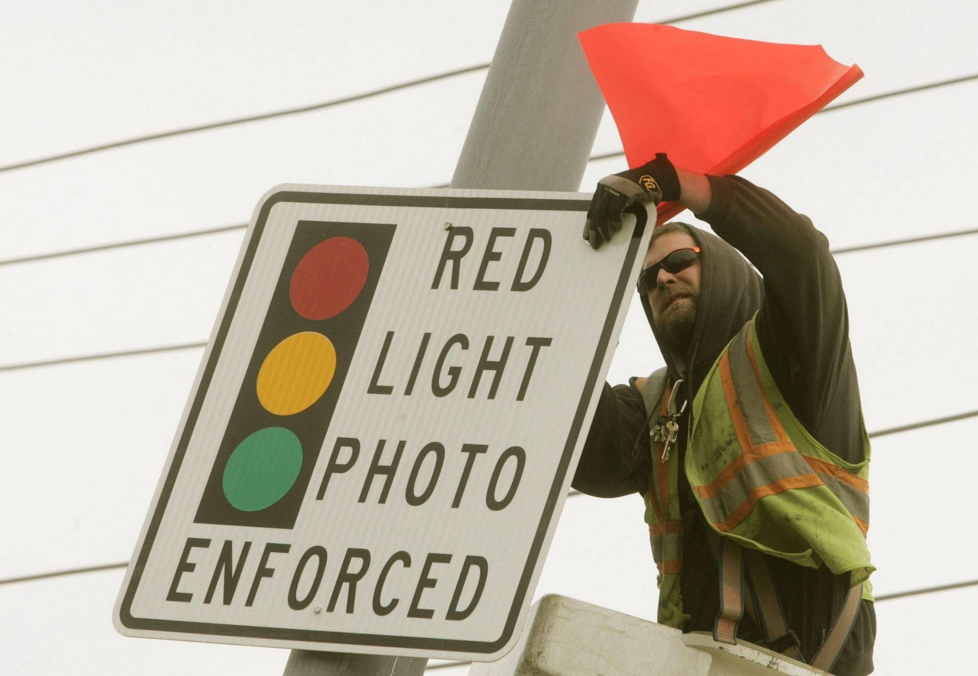 Wheeling isn't against red-light cameras, but they are against Cook County telling them where to install them.