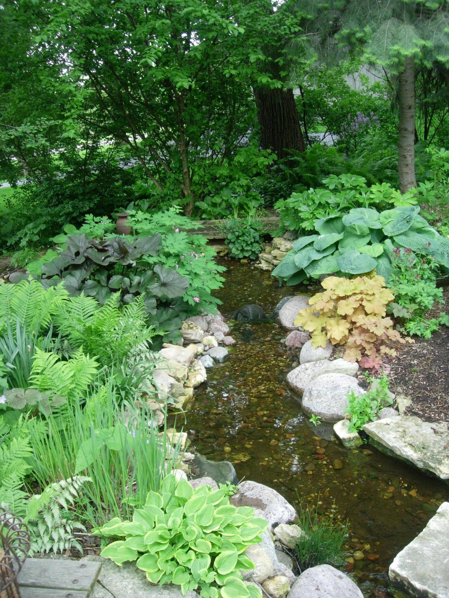 Morton Arboretum's inaugural Best of the West Garden Walk features this yard in Oswego and five other private gardens.