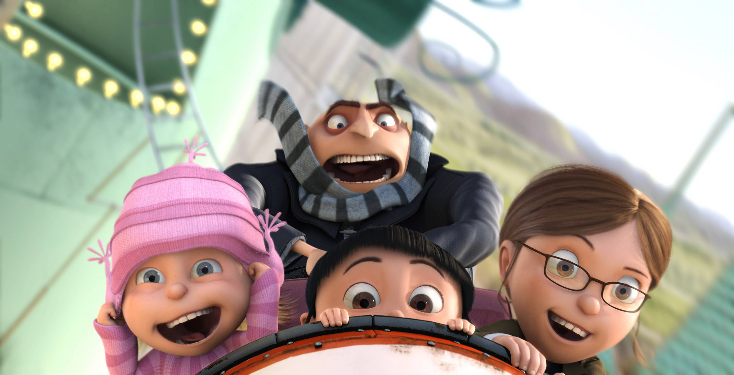 """Despicable Me"" wasn't such a bad guy after all, it seems, opening at the top of the box office with an estimated $60.1 million."