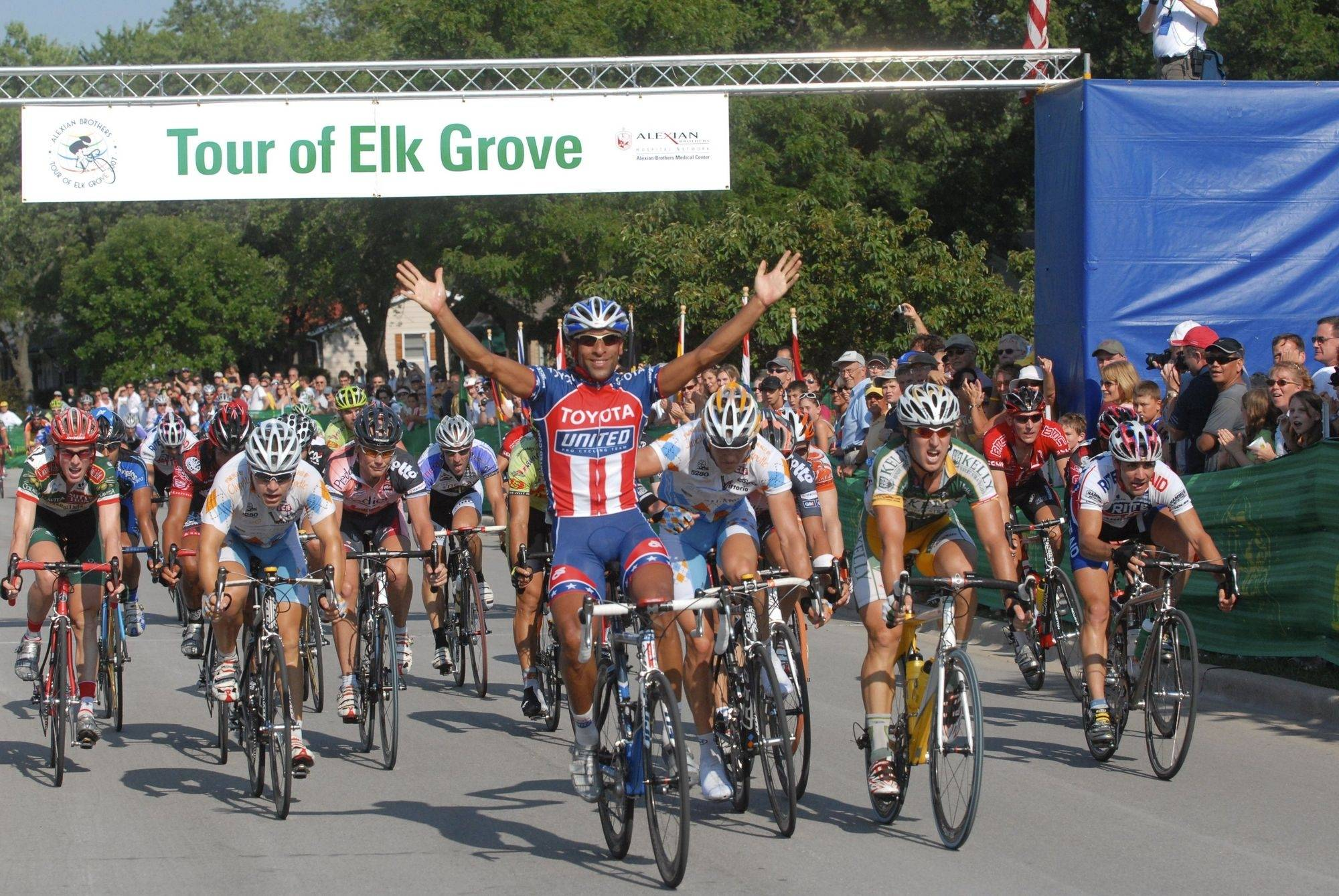Tour of Elk Grove offers three days of competitive riding, community events