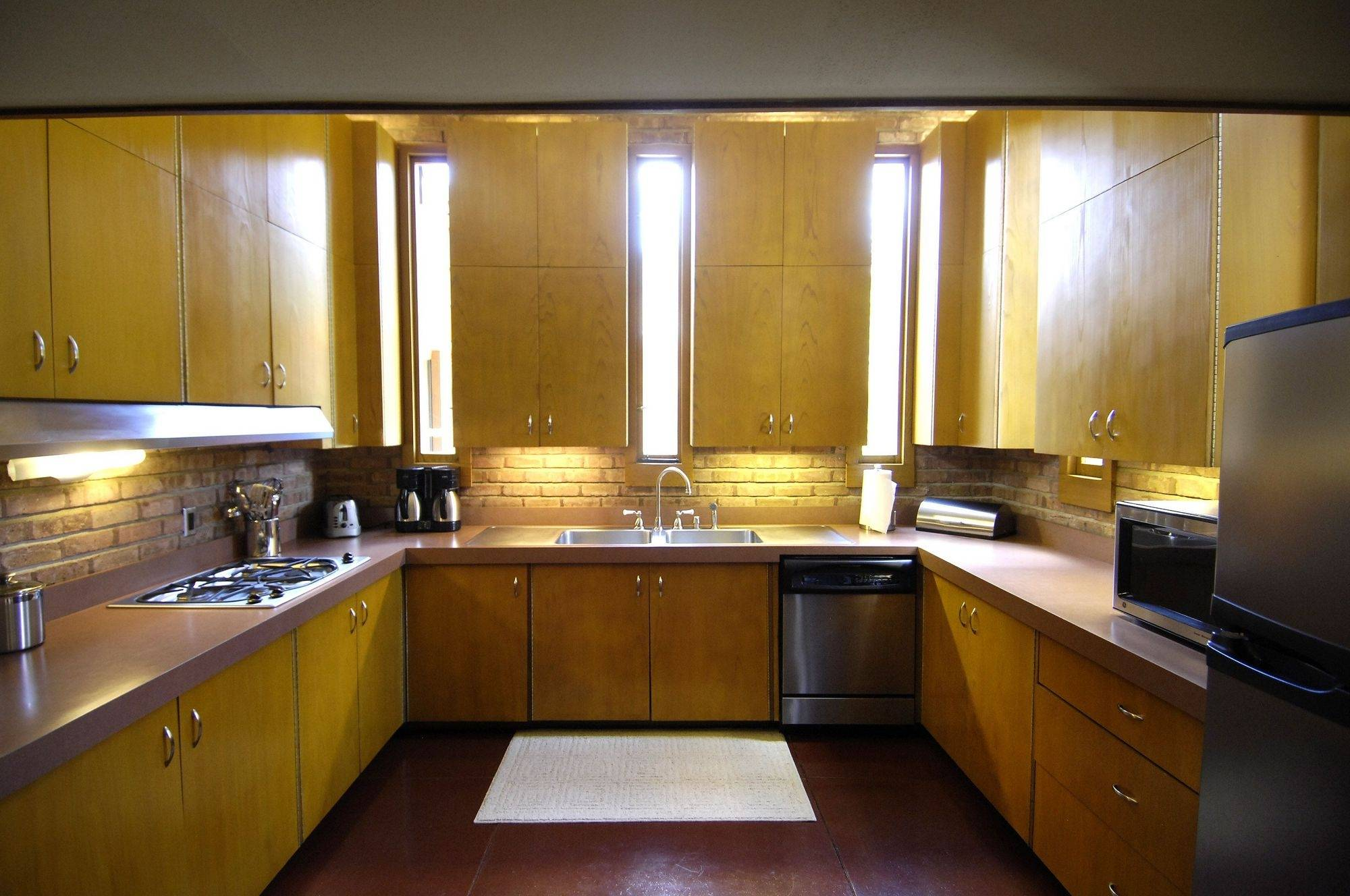 Elizabeth Muirhead Knew That Wright Was Notorious For Designing Small  Kitchens So She Requested And Got