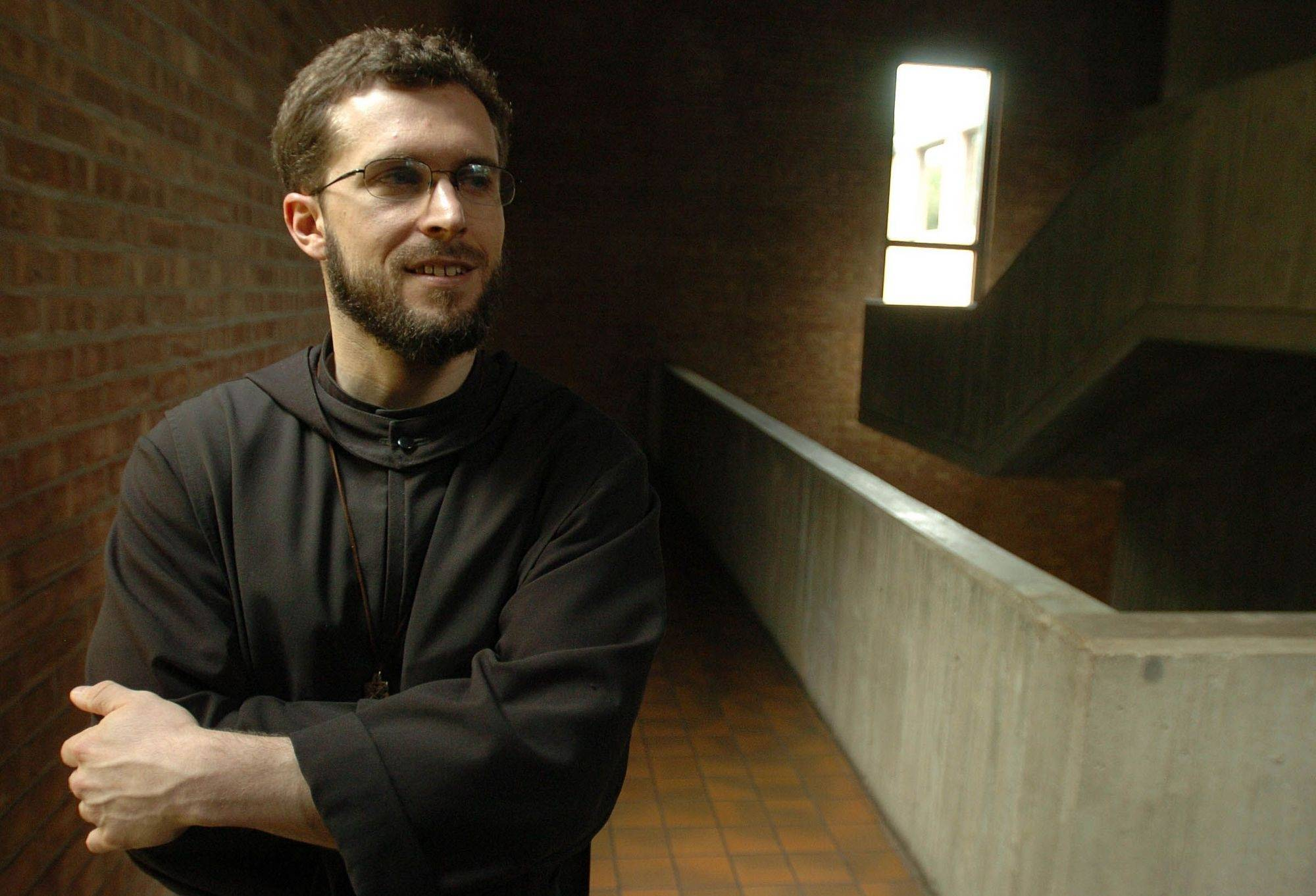 Austin Gregory Murphy was elected in June to become abbot of St. Procopius Abbey in Lisle. At age 36, he is the youngest member of the order and only the 10th abbot to head the community in its 125-year history.