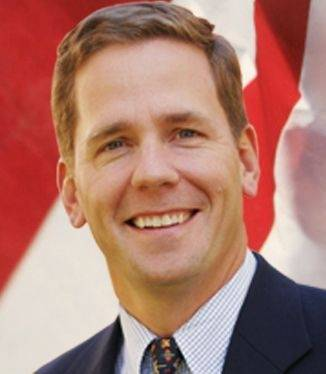Republican congressional candidate Robert Dold of Kenilworth