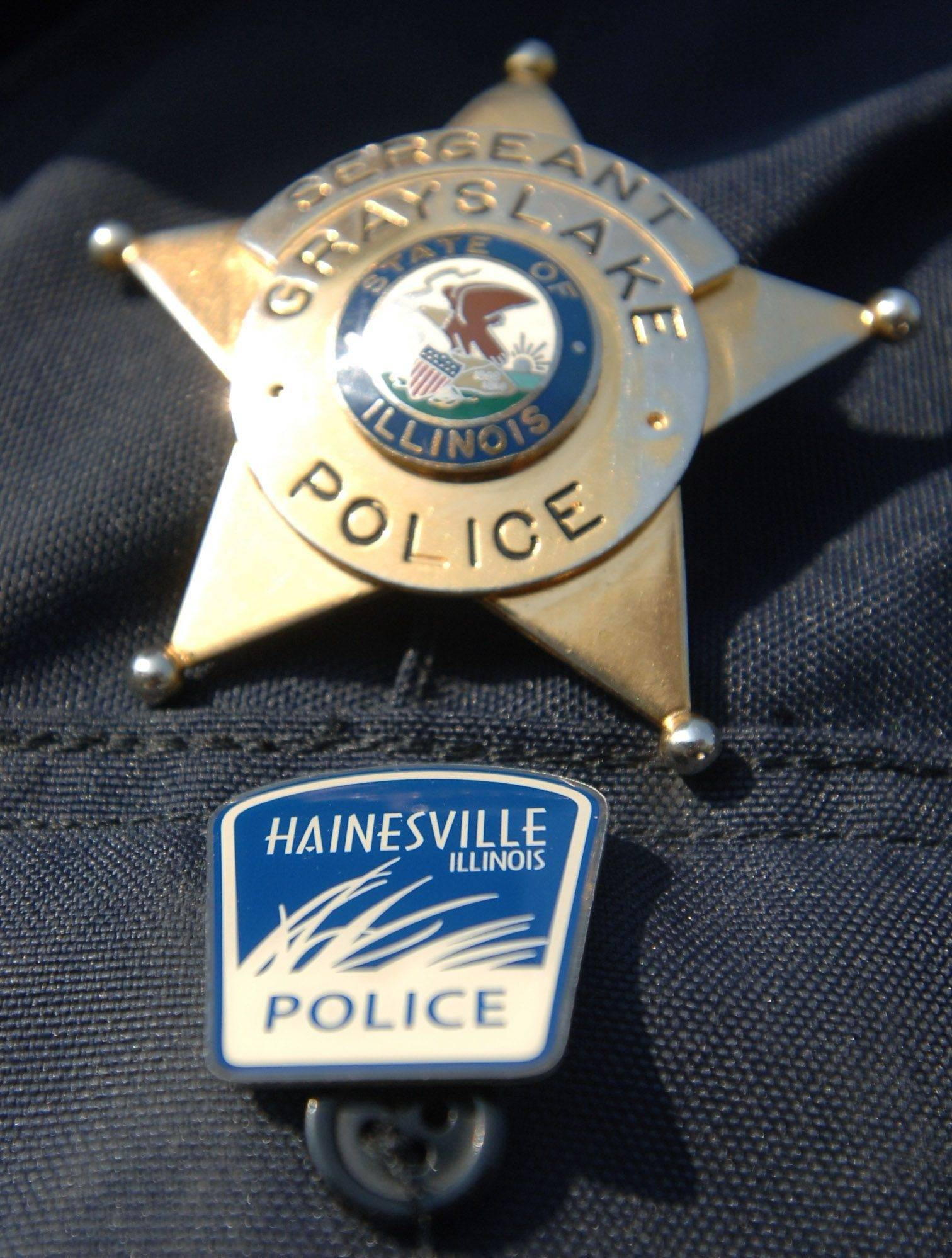 Grayslake police making themselves at home in Hainesville