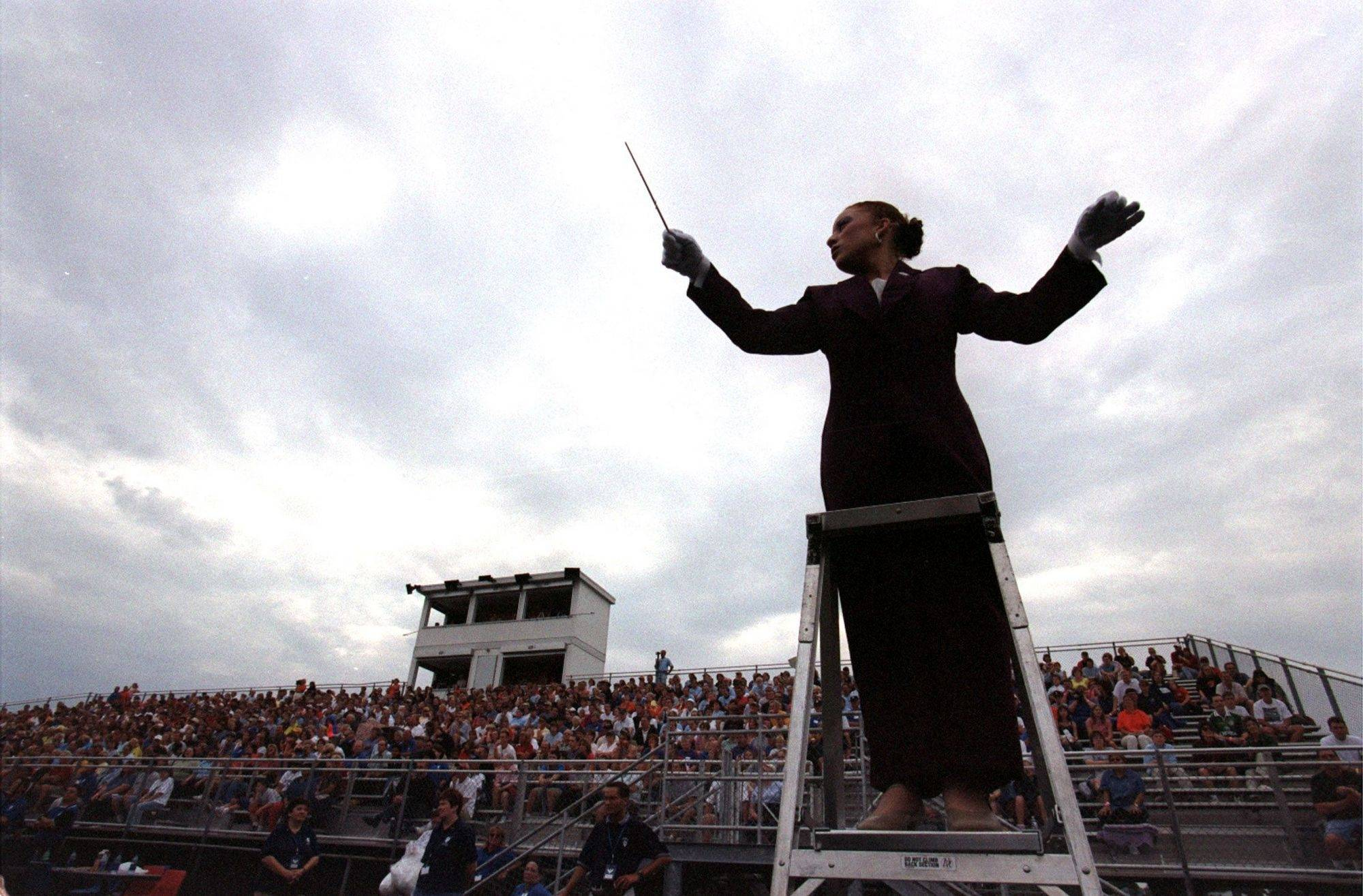 Lake Park High School's Joust Marching Band Competition returns to the school's West Campus on Saturday, Sept. 11, to showcase more than 20 bands from throughout the Midwest.