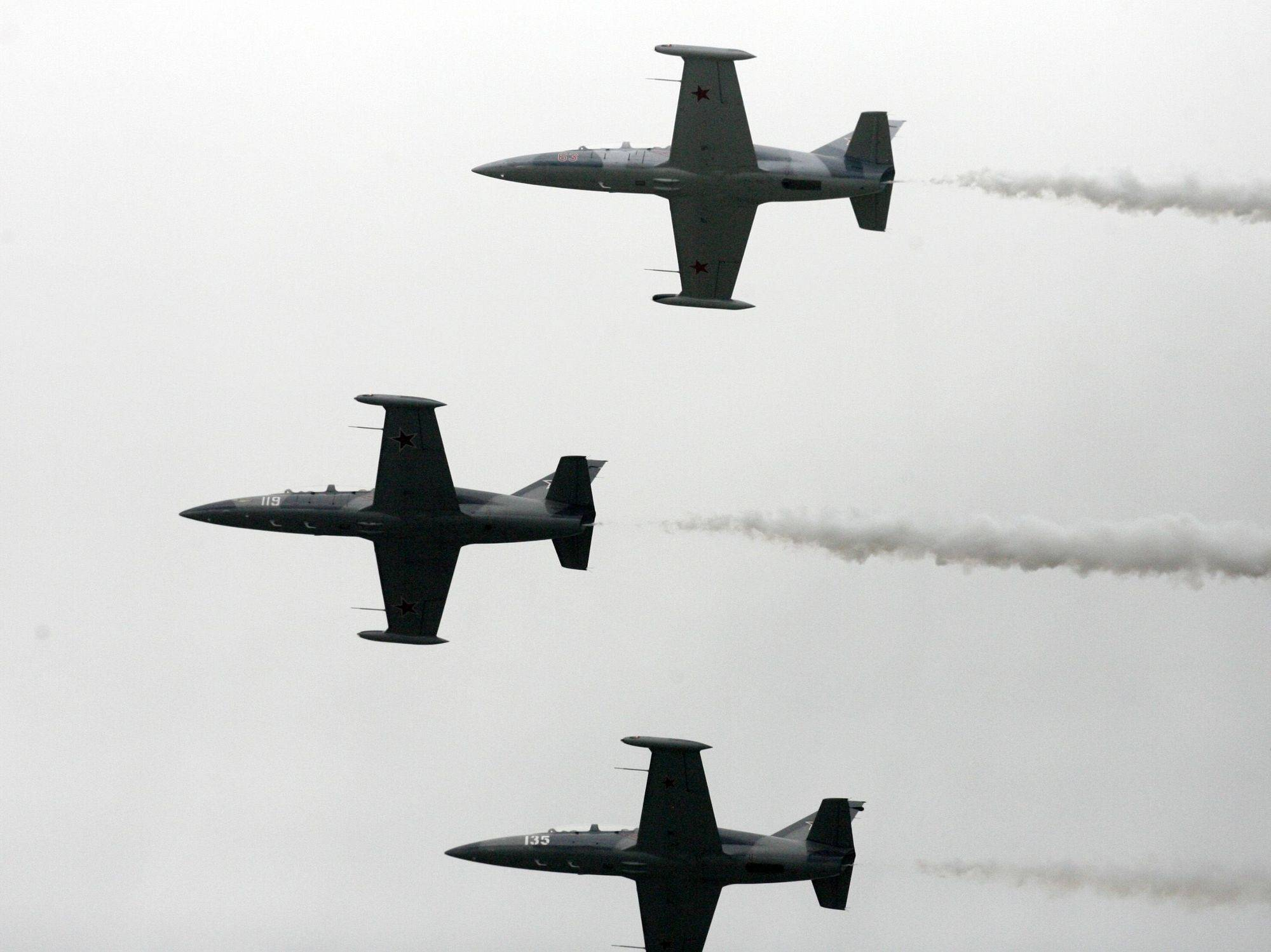 Images of the 2010 Waukegan Air Show