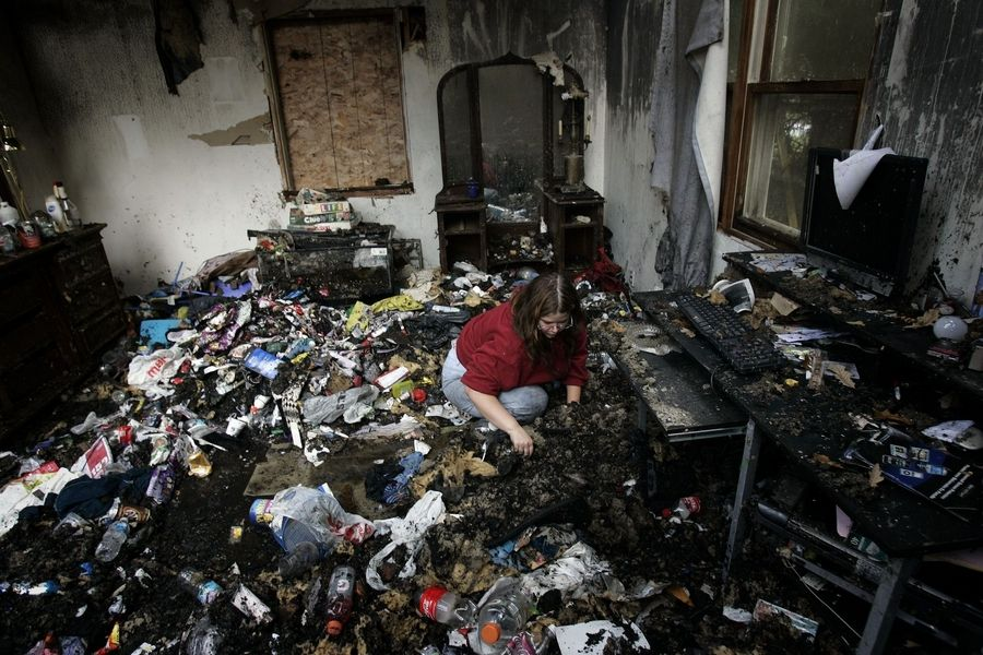 Carpentersville family loses home, pets, belongings in fire