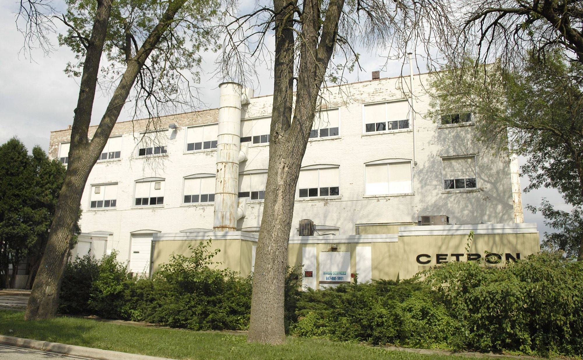 Geneva library trustees vote to keep trying to buy Cetron factory site