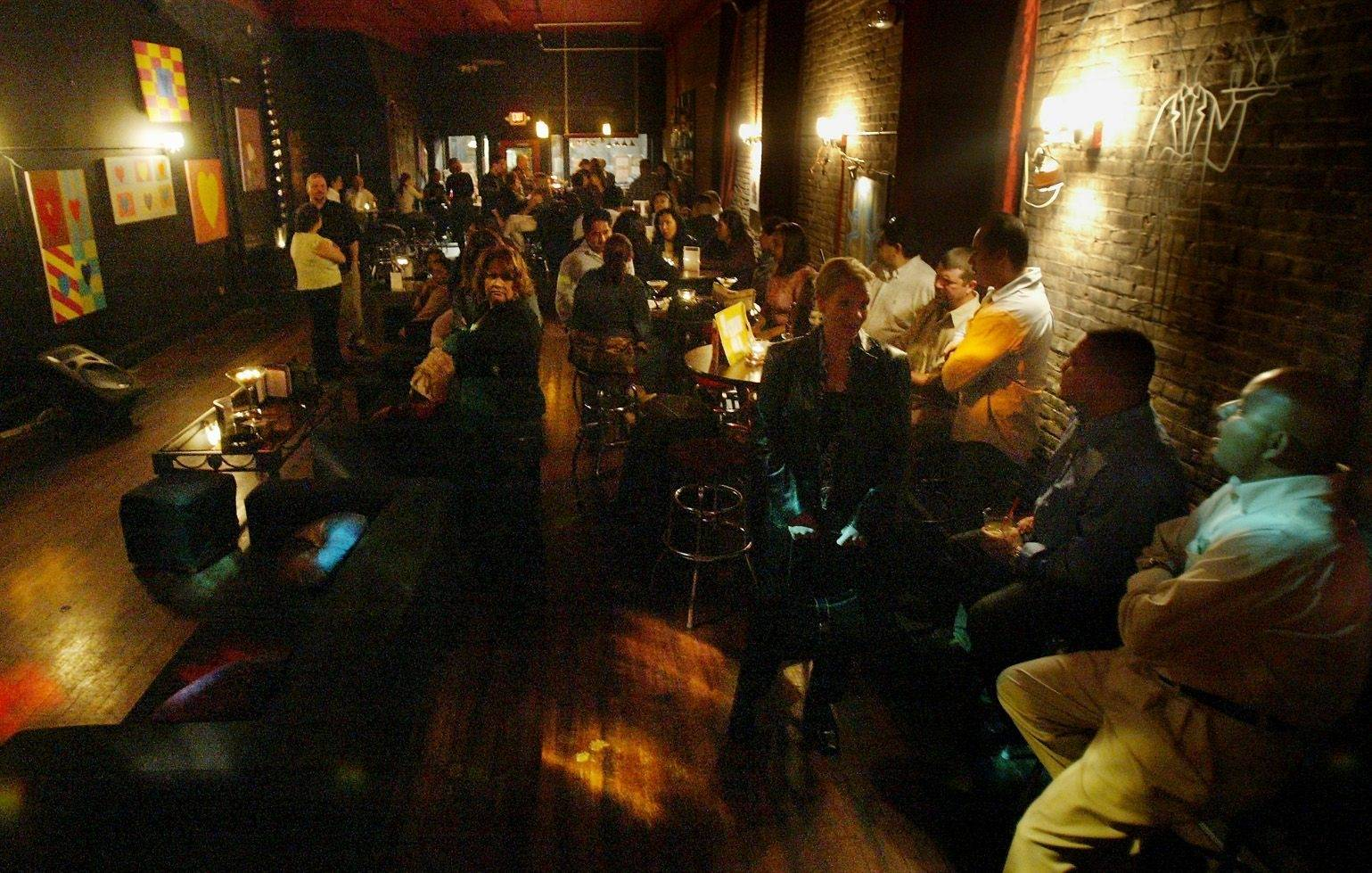The Martini Room in downtown Elgin will be a stop on Saturday's Elgin Pub Crawl.