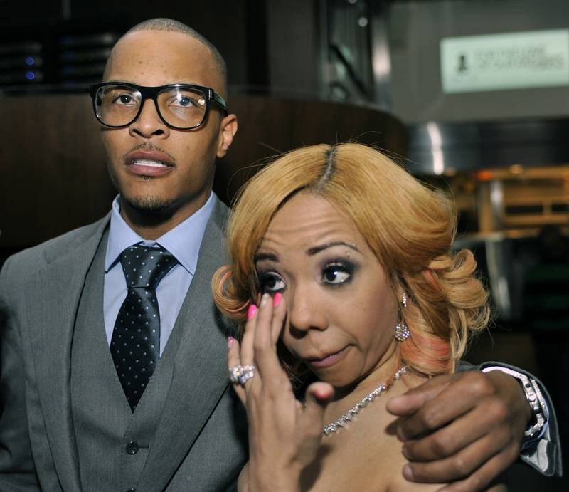 Ti Rapper Wife
