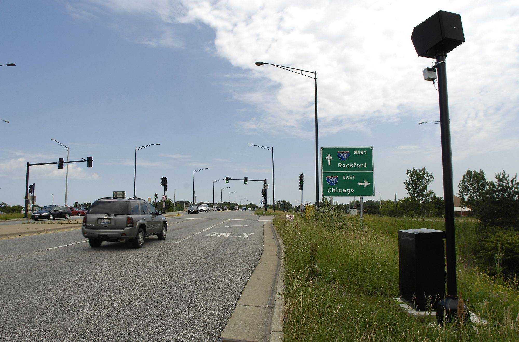 The candidates for the District 28 state Senate seat  incumbent Republican John Millner and Democratic challenger Corinne Pierog  disagree on the value of red-light cameras.
