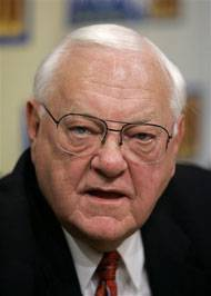 Prosecutors oppose early release for George Ryan