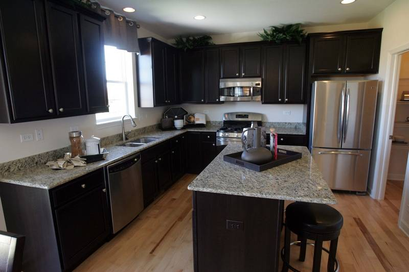 Elgin Development Opens Two Professionally Decorated Models
