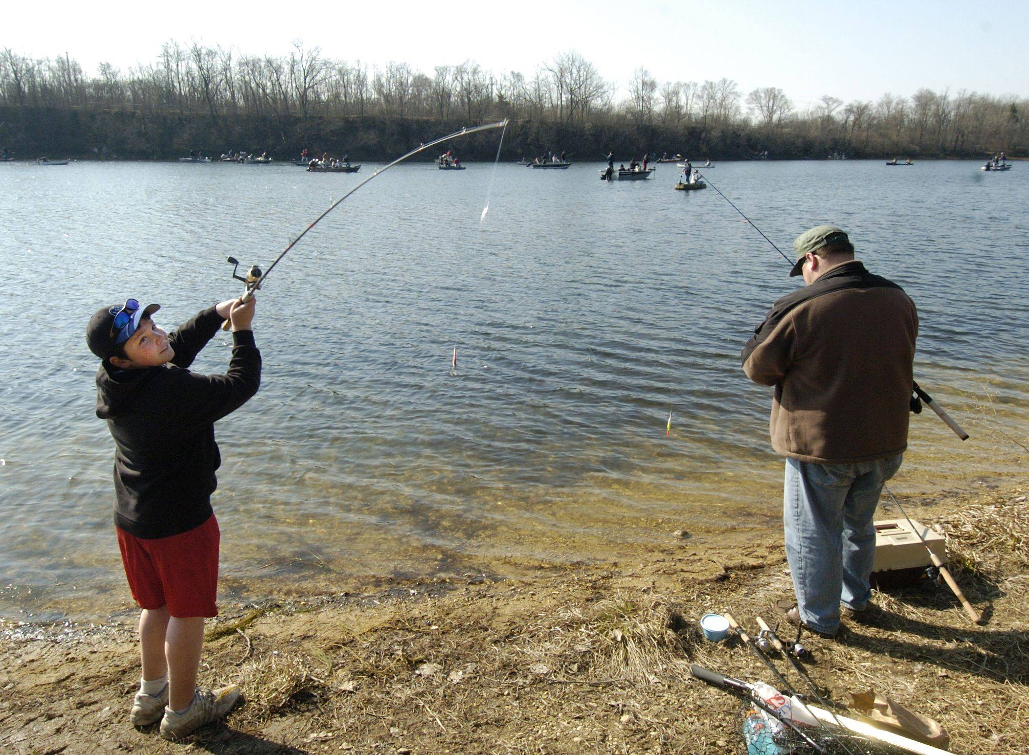 Outdoor recreation  including fishing at Blackwell's Silver Lake  will remain a key part of DuPage County's forest preserves, no matter who voters select in the Nov. 2 election.