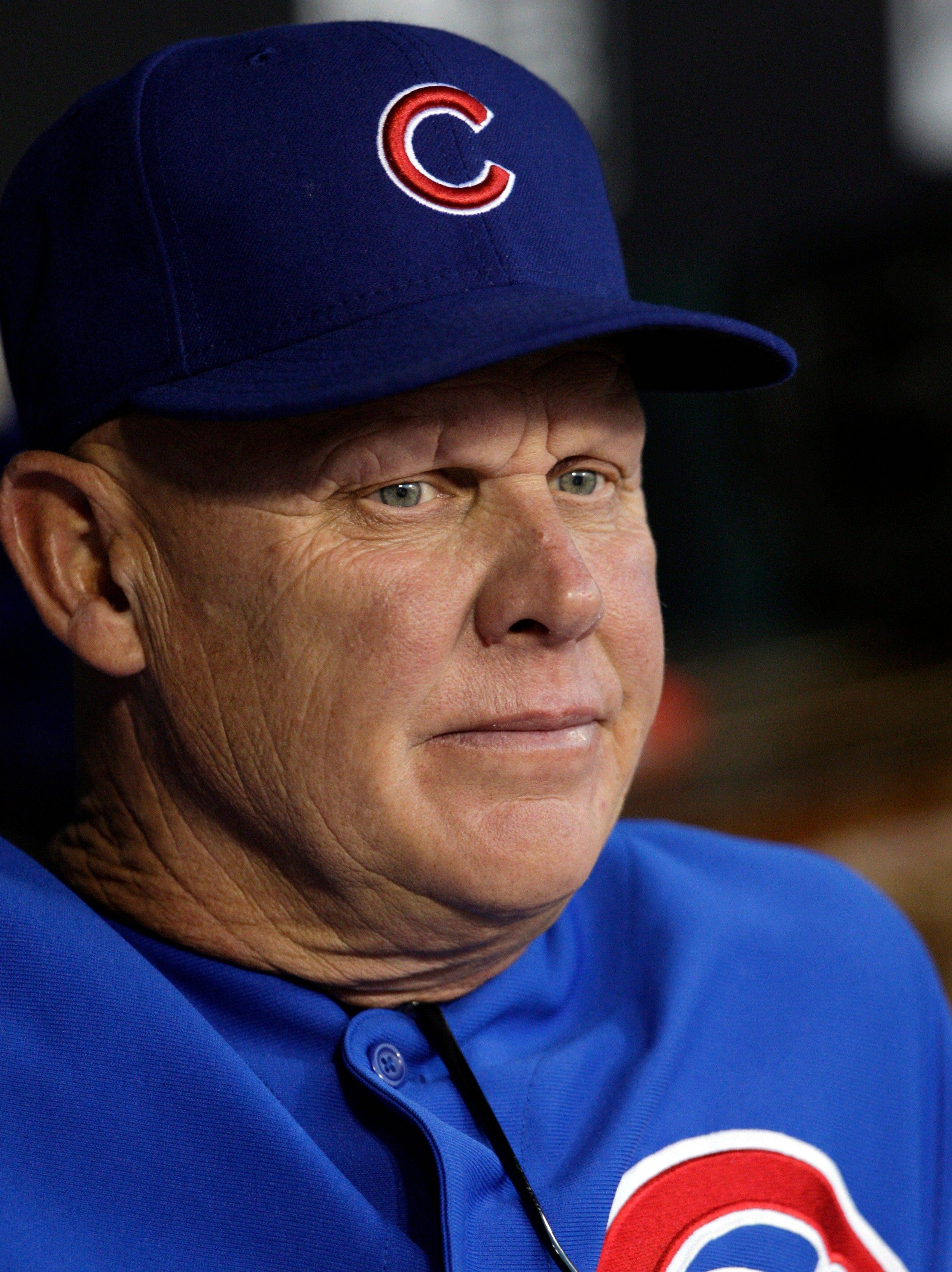 Chicago Cubs named Mike Quade manager today.