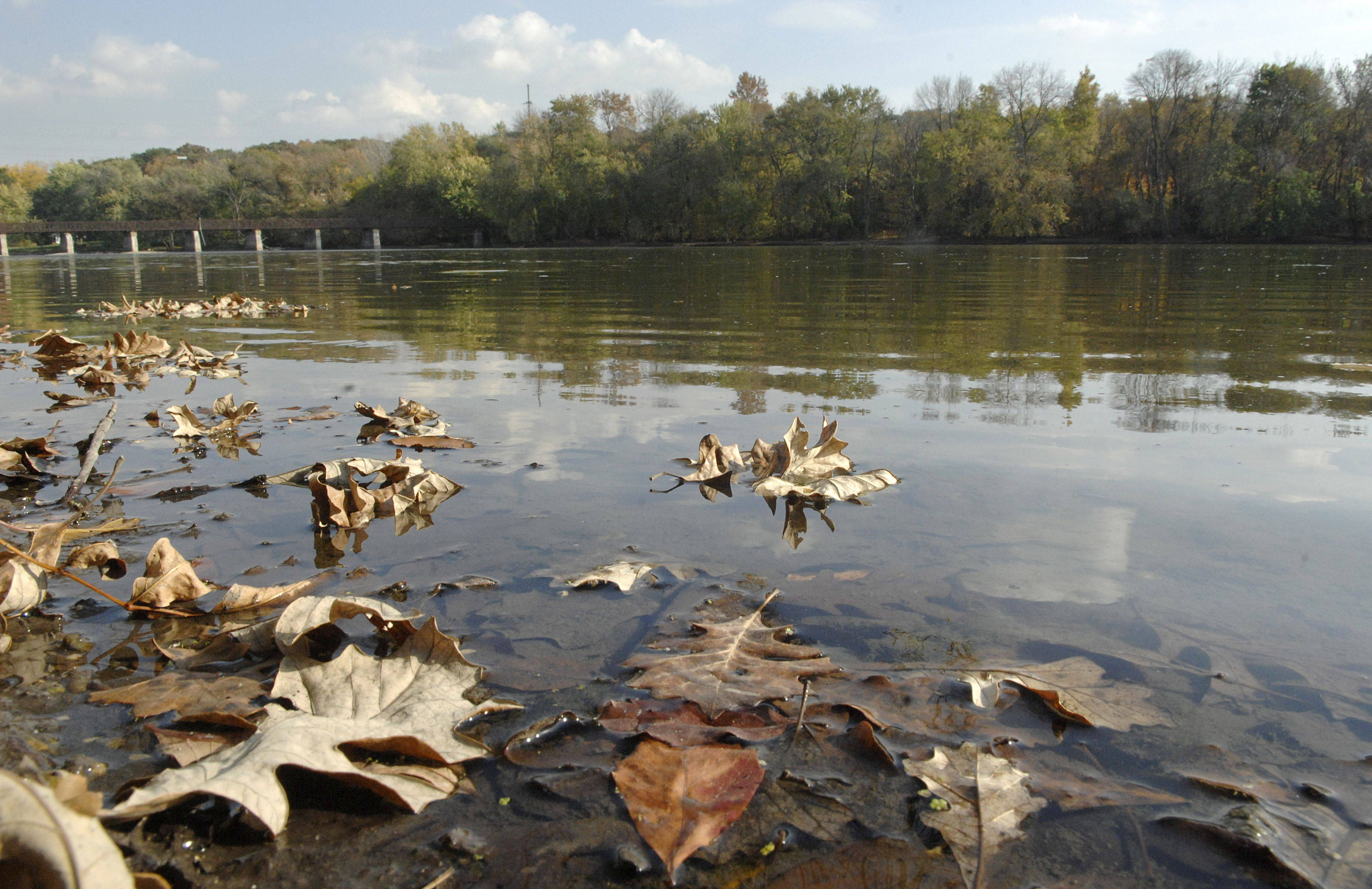 How progress affects the Fox River