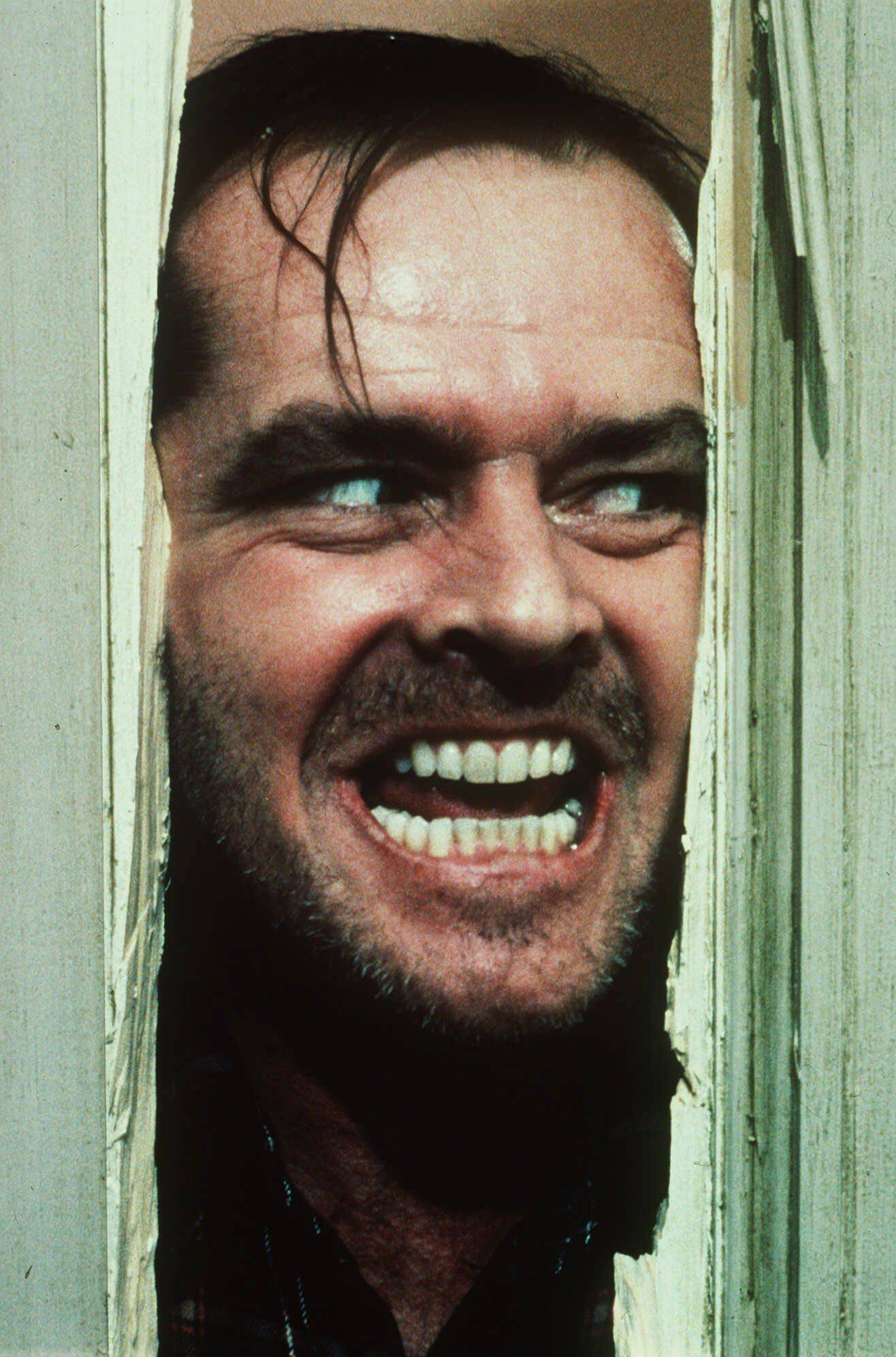 "Jack Nicholson and ""The Shining"" still have the power to freak out viewers."
