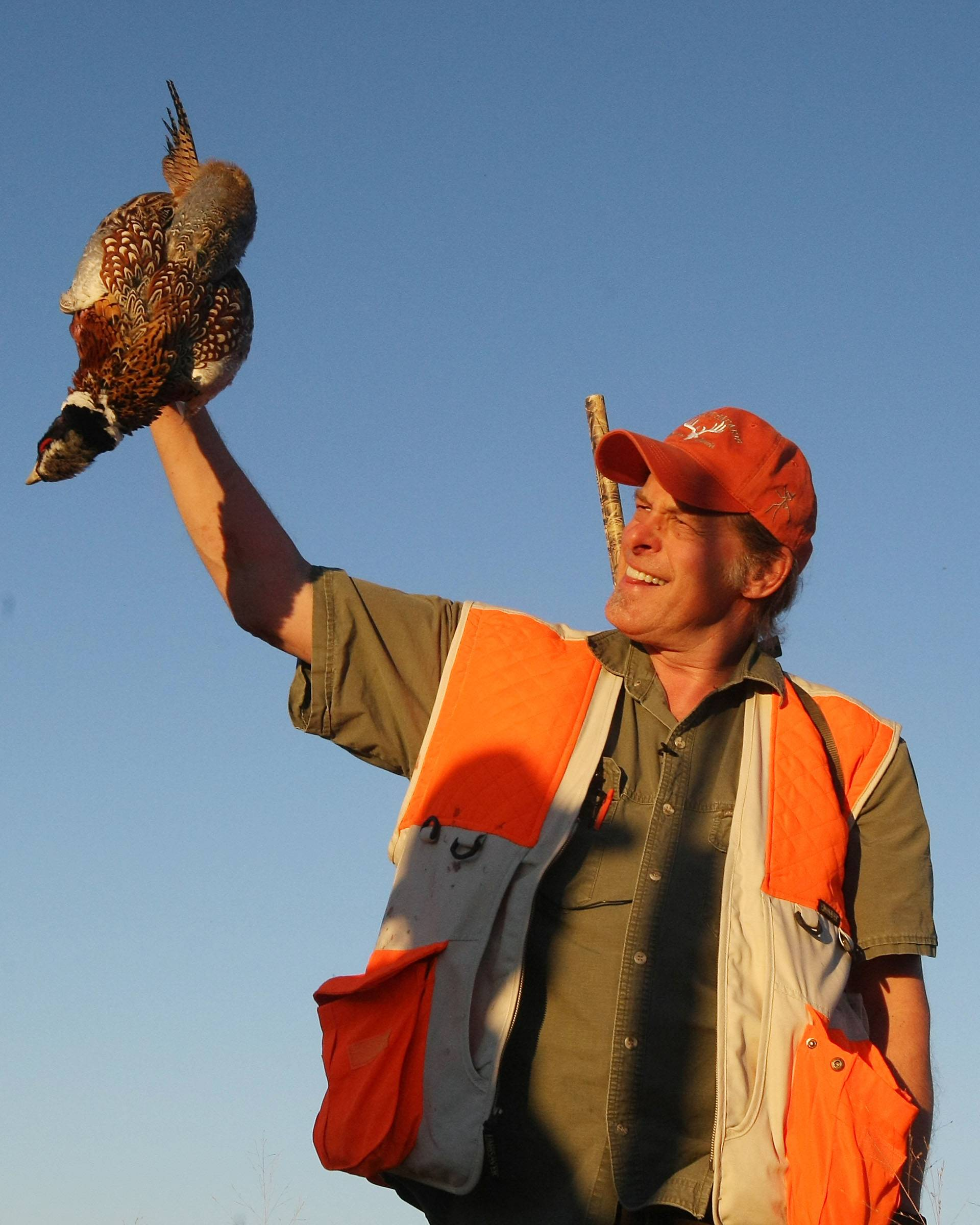 Nugent's pheasant hunt may be afoul of game law