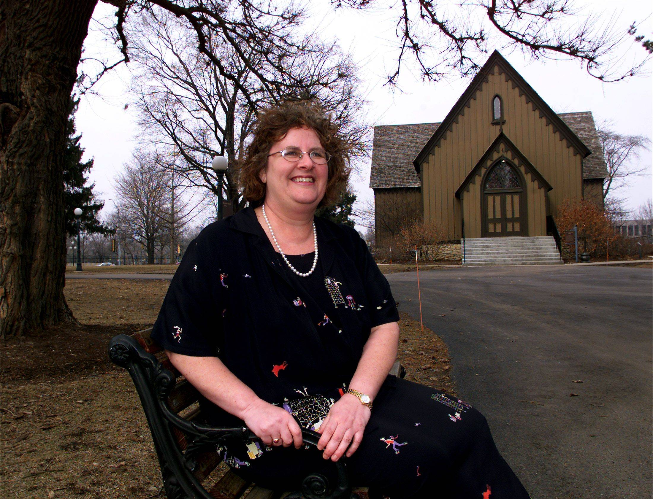Peggy Frank, executive director of Naper Settlement, a 19th-century living-history museum in Naperville, is chairwoman of this week's Illinois Association of Museums conference being held in DuPage County.