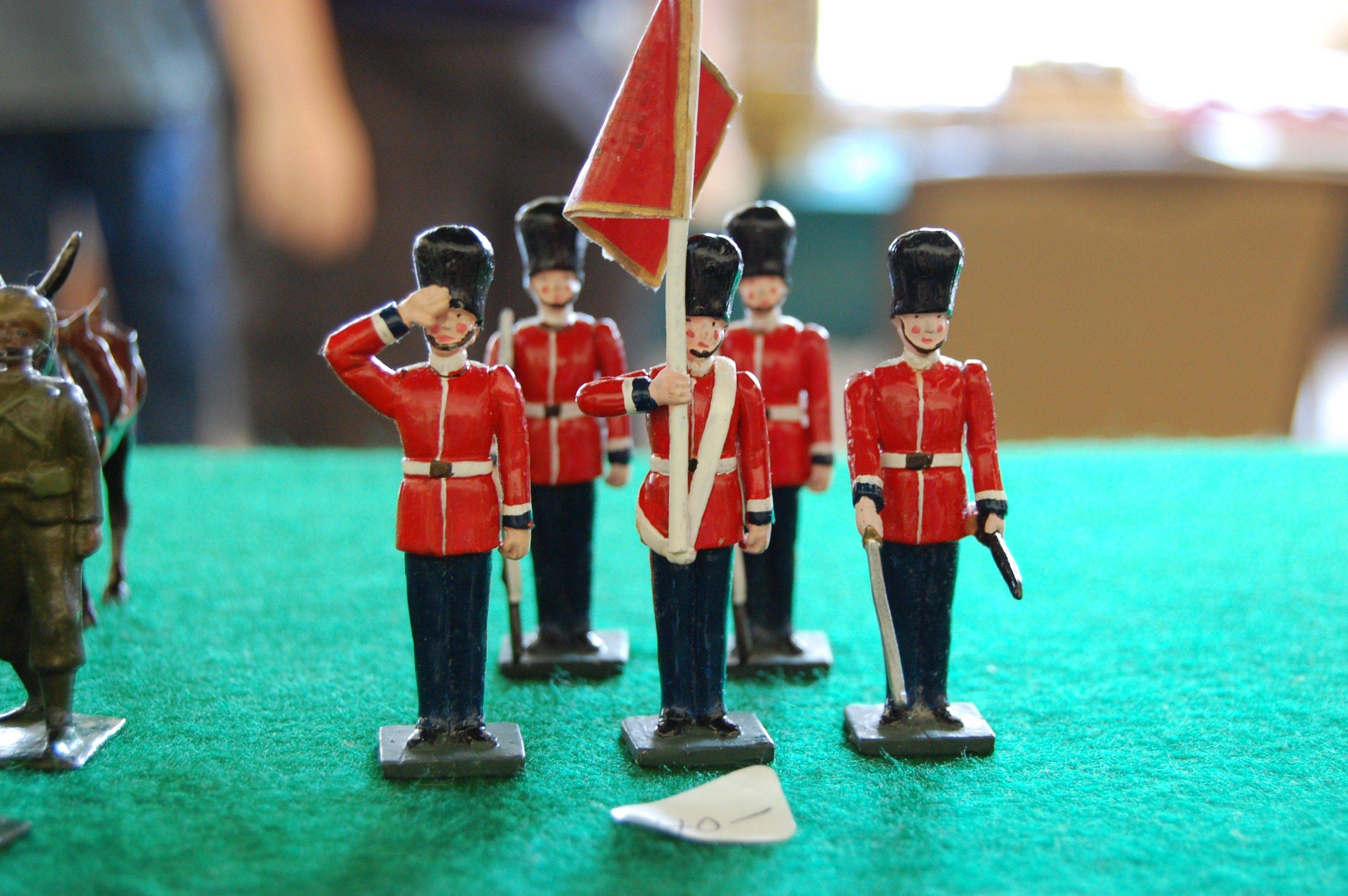See toy soldiers at Cantigny's 11th annual Toy Soldier Show.