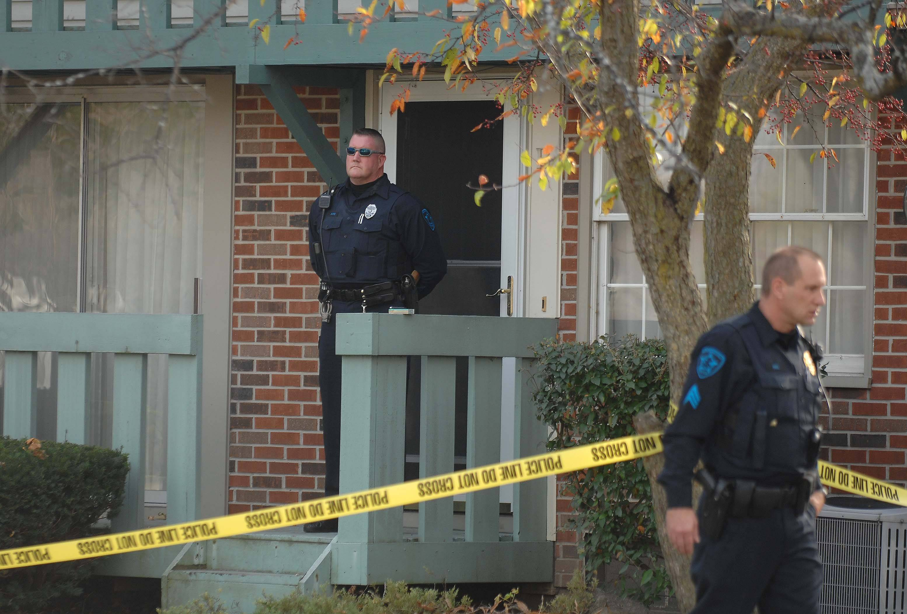4-year-old found dead in Bloomingdale townhouse