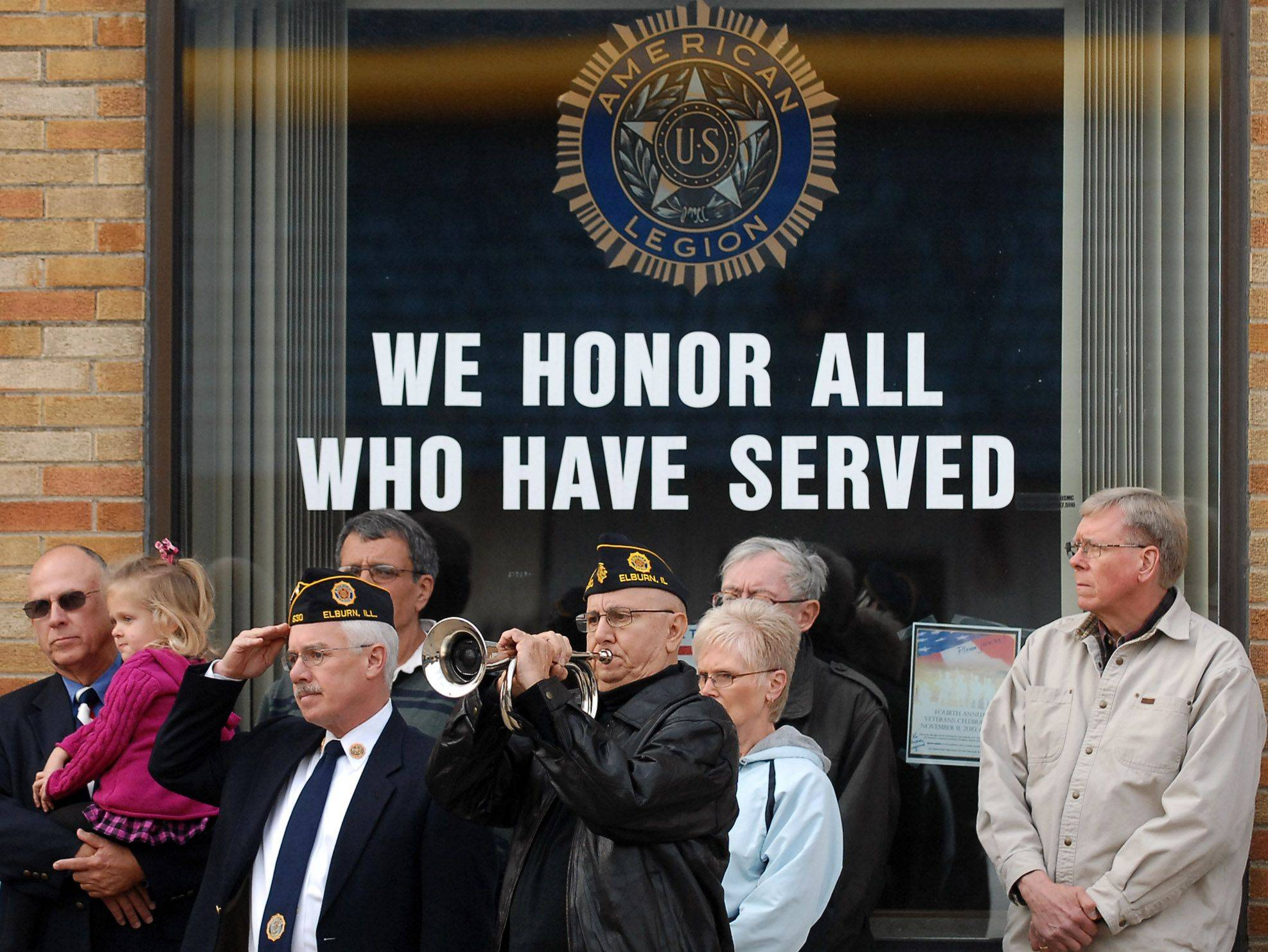 Veterans honored by their communities