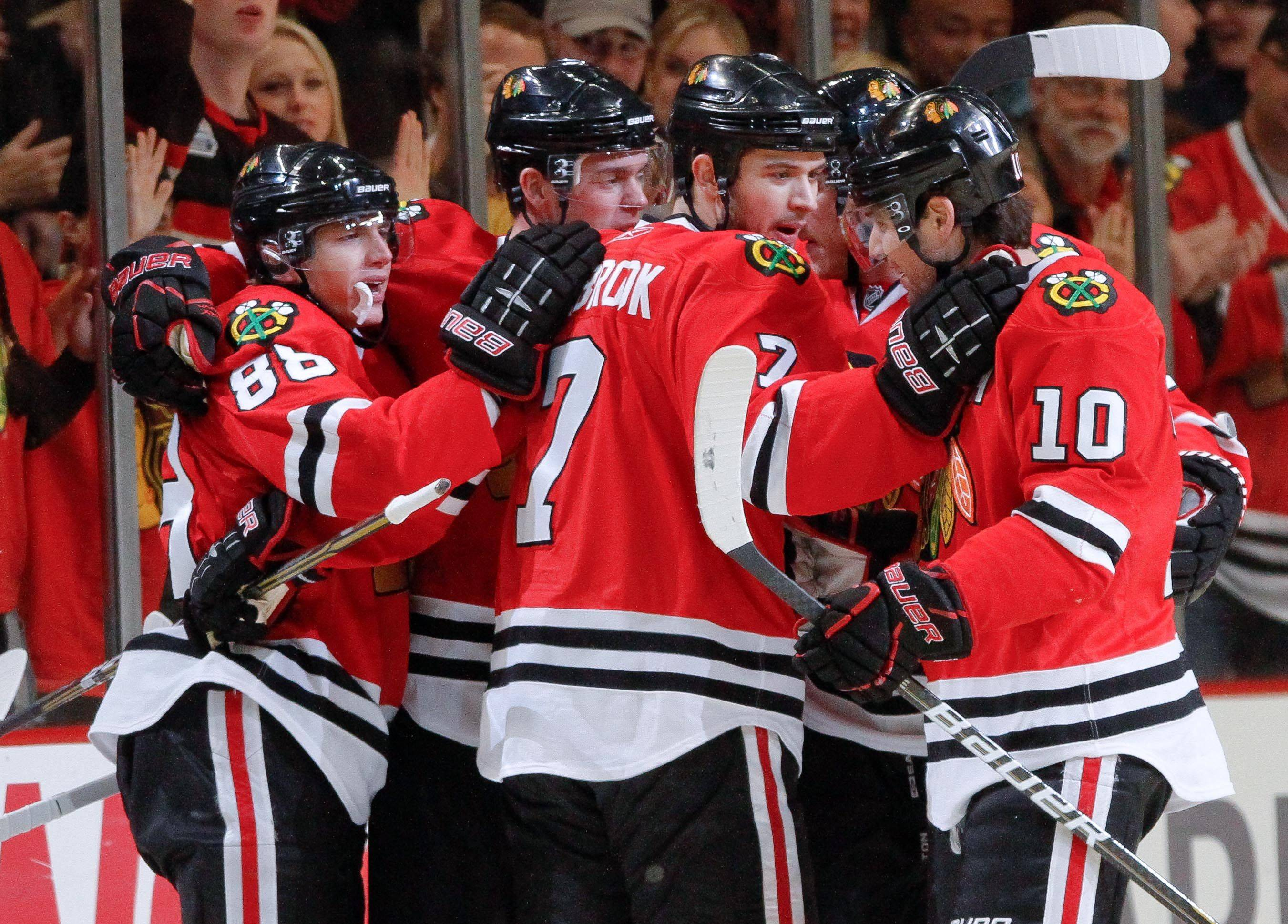 After taking 3 out of 4 points against Nashville and Anaheim, the Blackhawks hit the road in need of more wins. They take a 9-9-2 record on the road trip, which opens with Edmonton.