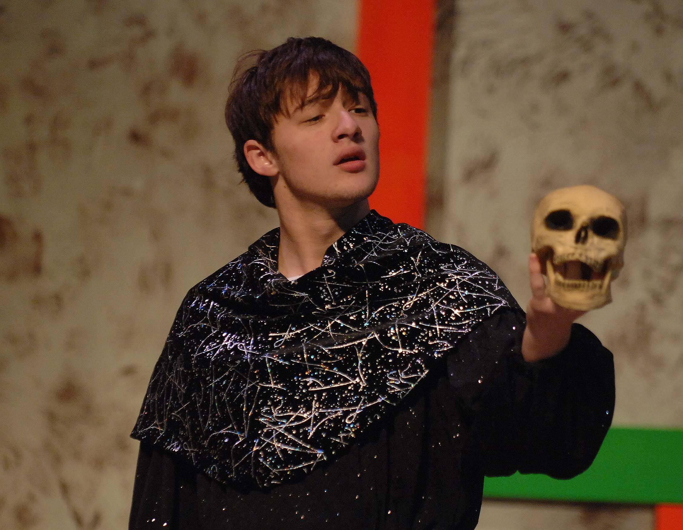 "Theater productions open today at West Chicago's Community High School and Naperville's Neuqua Valley High School, and on Friday at Wheaton Drama. Jeff Pierpoint offers a quick version of ""Hamlet"" in the fast-paced ""The Complete Works of William Shakespeare (Abridged)"" at Community High School."