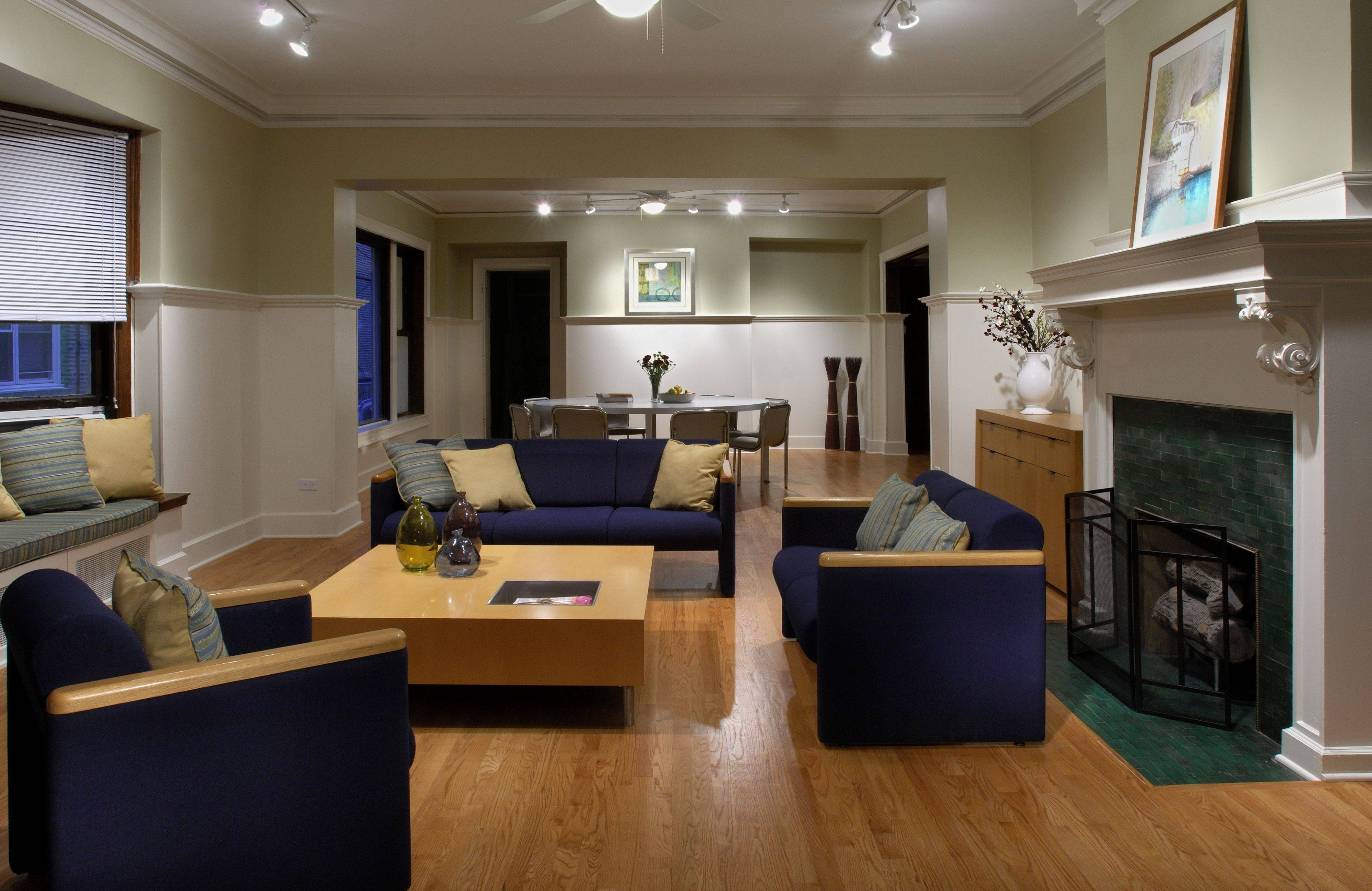 Designers Working With Design For Dignity Turned An Old Chicago Funeral  Parlor Into This Space For