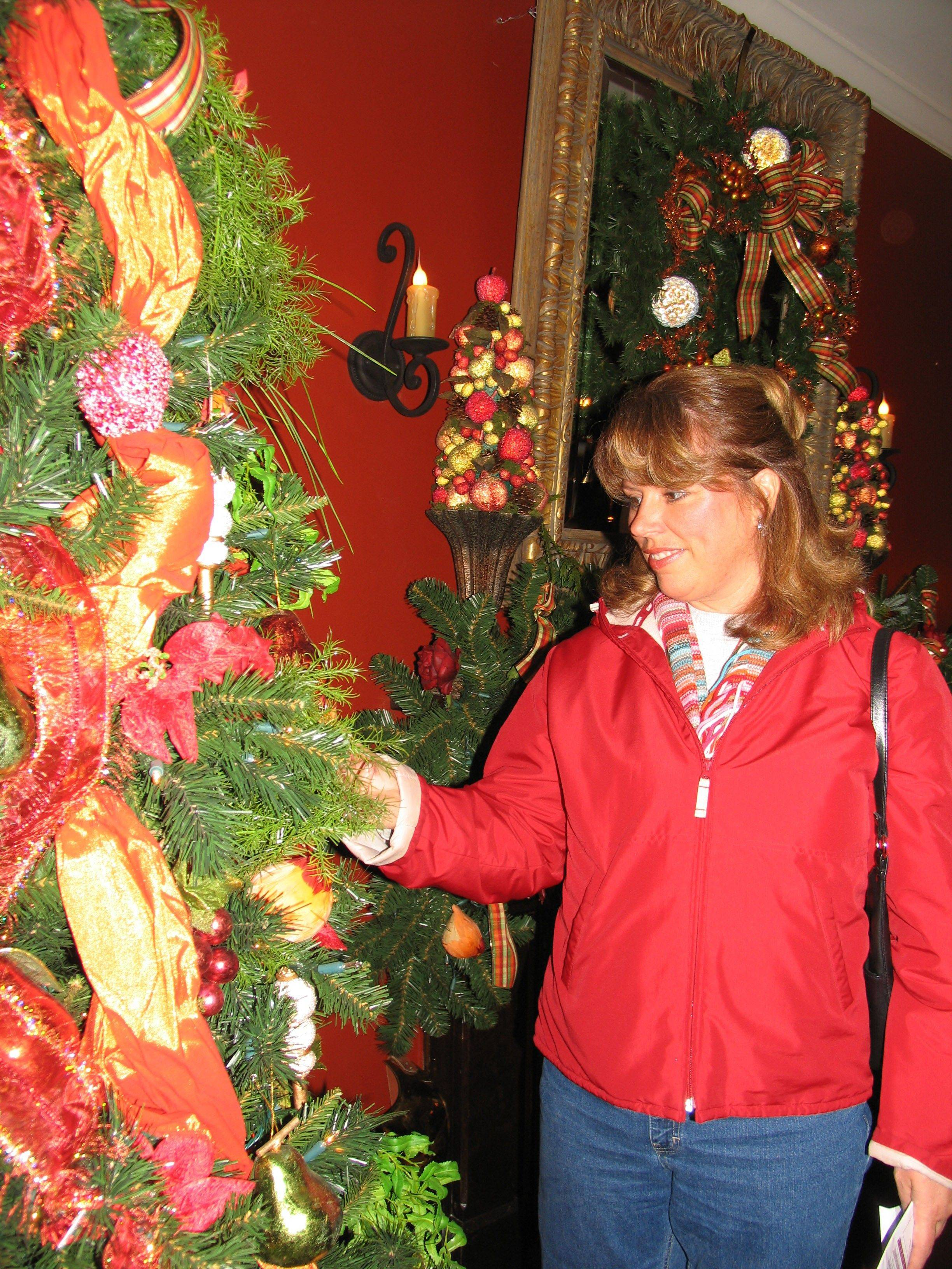 The 29th annual Christmas tour in Madison, Ind., features historic public sites and homes.