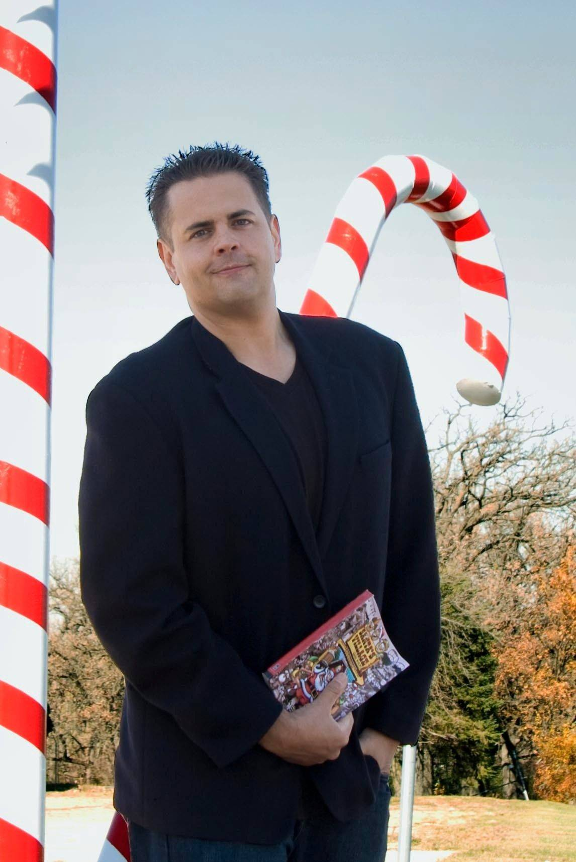 "While his book, ""Santa's Village Gone Wild!"" does include tales of teenage debauchery, former summer employee Christopher Dearman says he thinks his book will rekindle fond memories for the old amusement park in East Dundee."