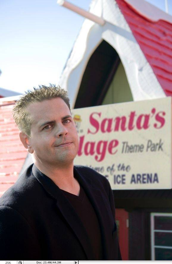 "While his book, ""Santa's Village Gone Wild!"" does include tales of teenage shenanigans, former summer employee Christopher Dearman says he thinks his book will rekindle fond memories for the old amusement park in East Dundee."