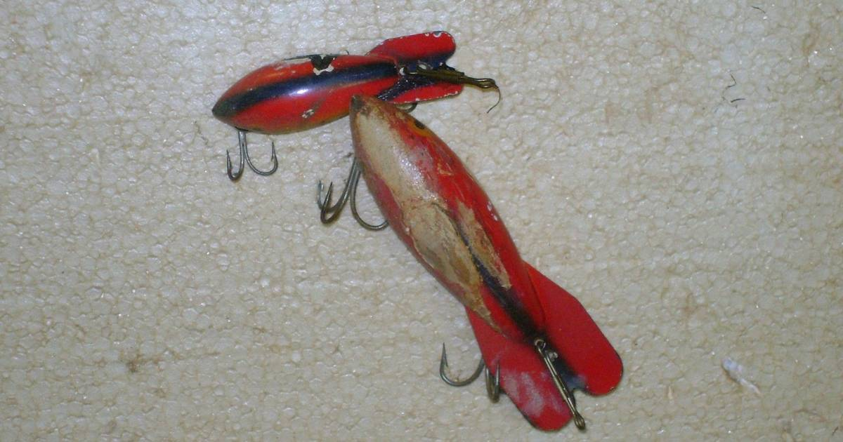 Just try to resist these alluring names for Names of fishing lures
