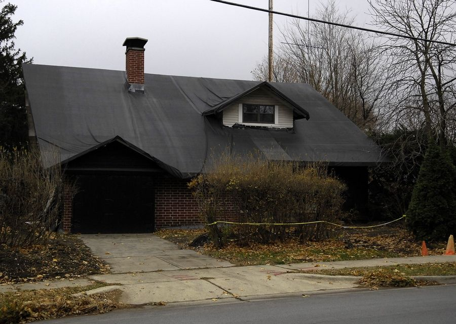 A judge Tuesday denied the city of St. Charles' petition to inspect the inside of resident Clifford McIlvaine's Prairie Street house, which has been under construction for three decades.