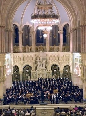 Choir To Perform Christmas Favorites At Techny