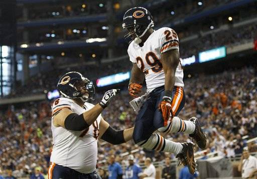 Bears heed Lovie's wake-up call, top Lions 24-20