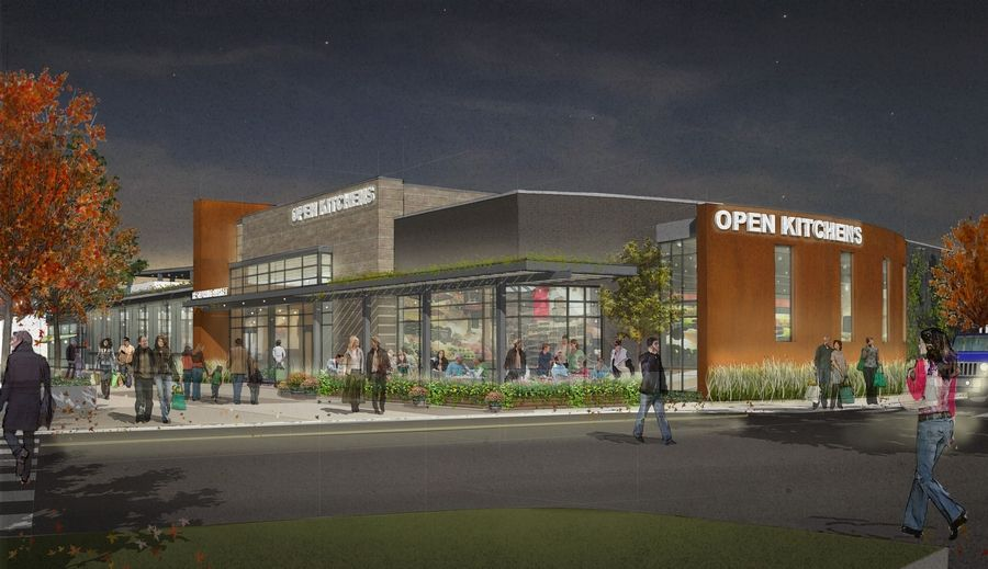 Westfield Old Orchard in Skokie announced plans for an upscale food court expected to open this summer.