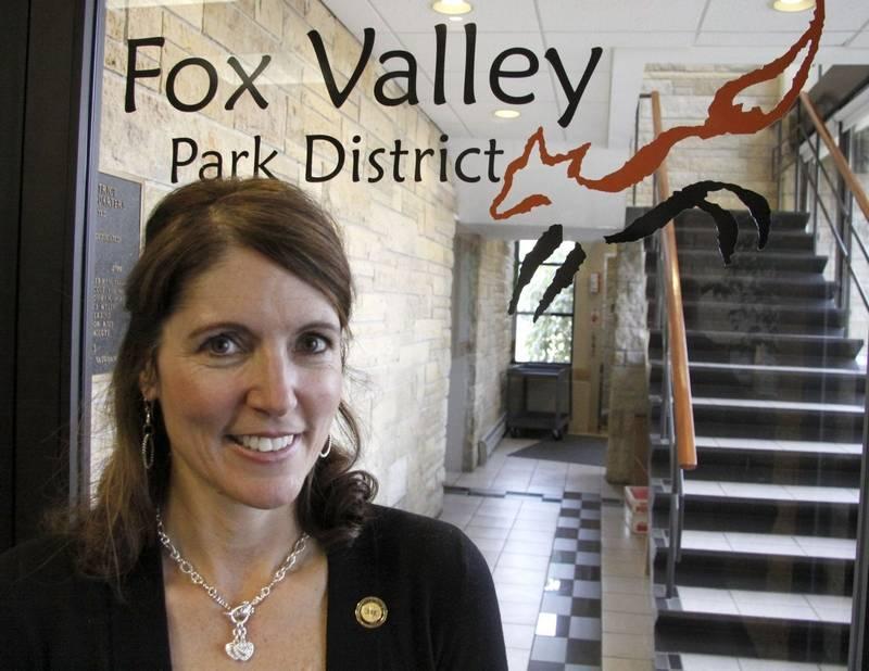 Fox Valley Park District McCaul steps up...