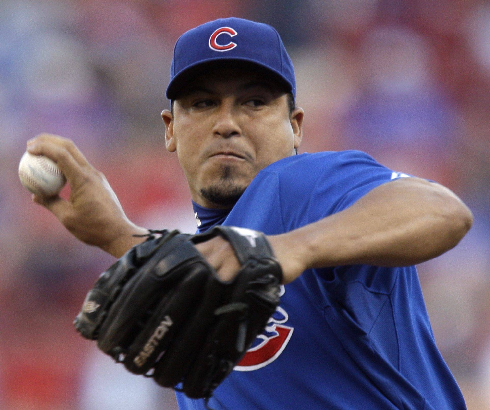 With $36 million guaranteed on his contract, and a $19 million option for 2013, would Cubs starter Carlos Zambrano consider waiving his no-trade clause to join the Yankees or Rangers?