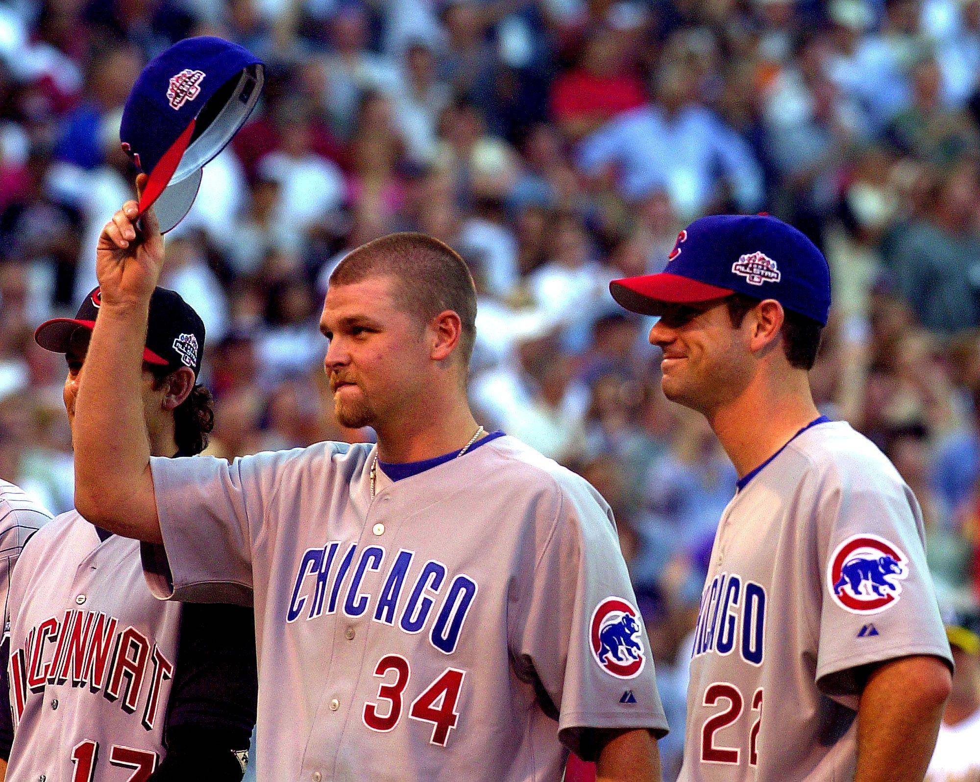 Images of Kerry Wood through the years