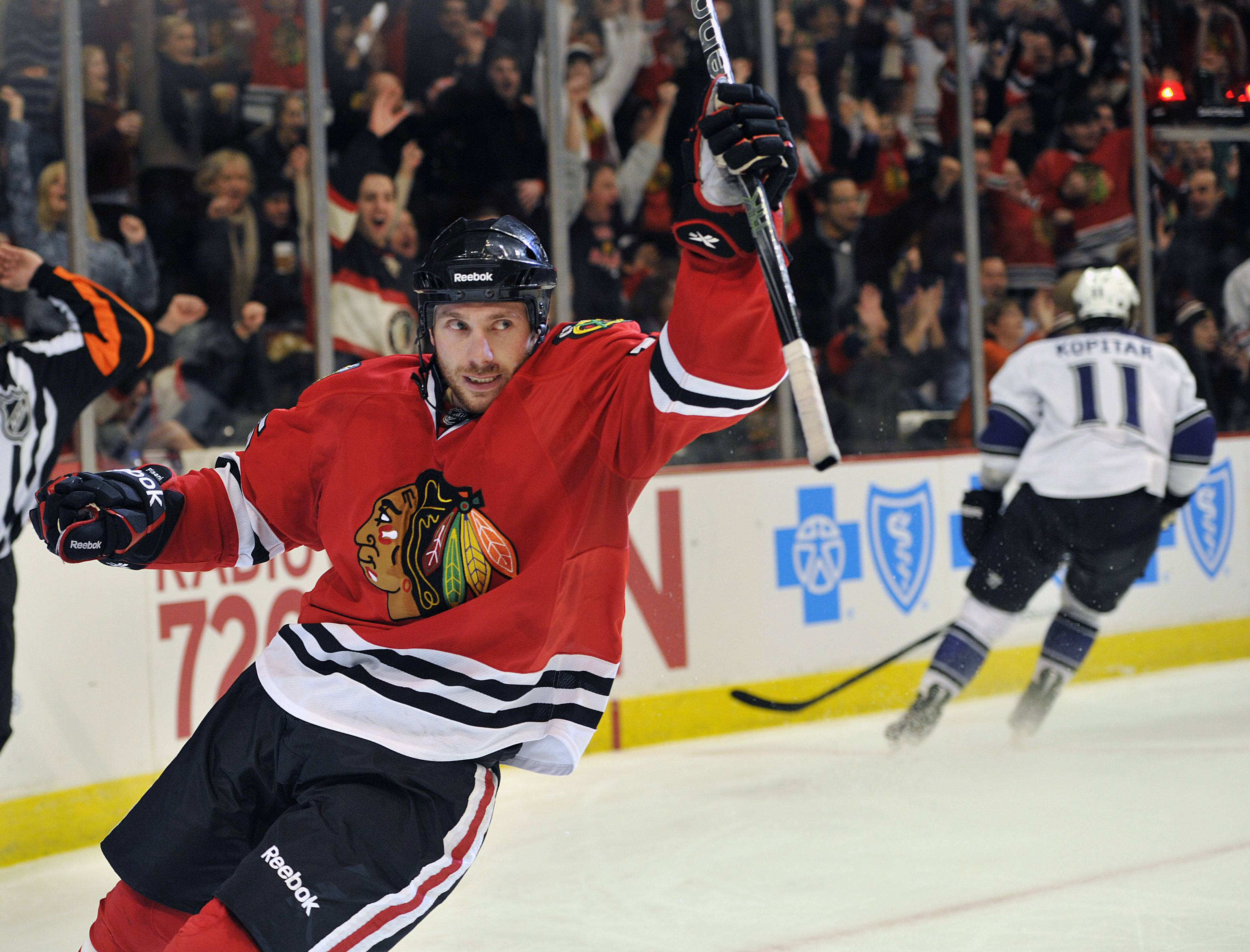Blackhawks turning things around