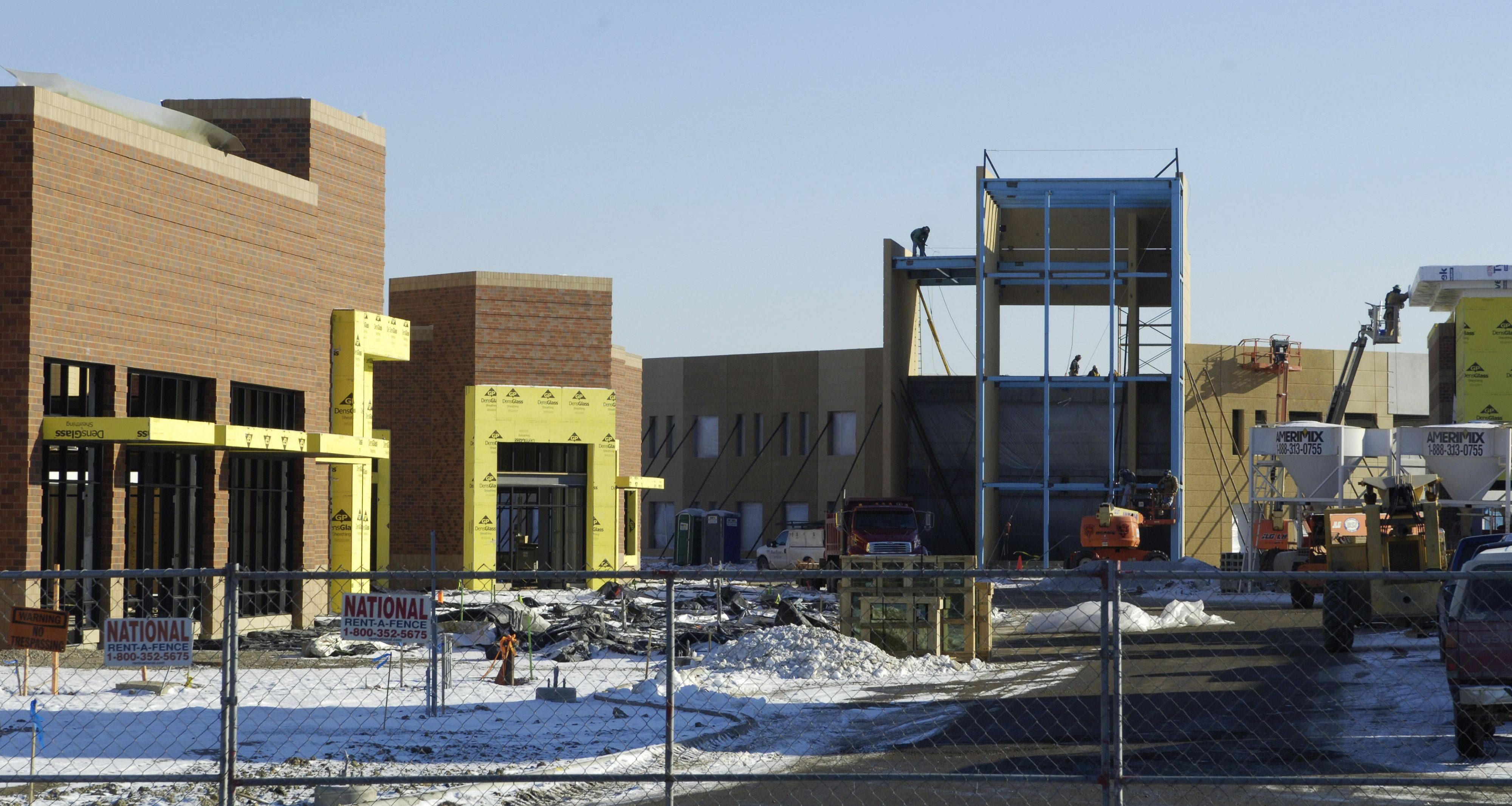 Randhurst Village in Mount Prospect, a mixed-use lifestyle center with retail, restaurant, theater, hotel and office space, is on track to open in spring 2011. The revamped center is expected to generate more than $4.5 million in sales tax revenue for Mount Prospect.