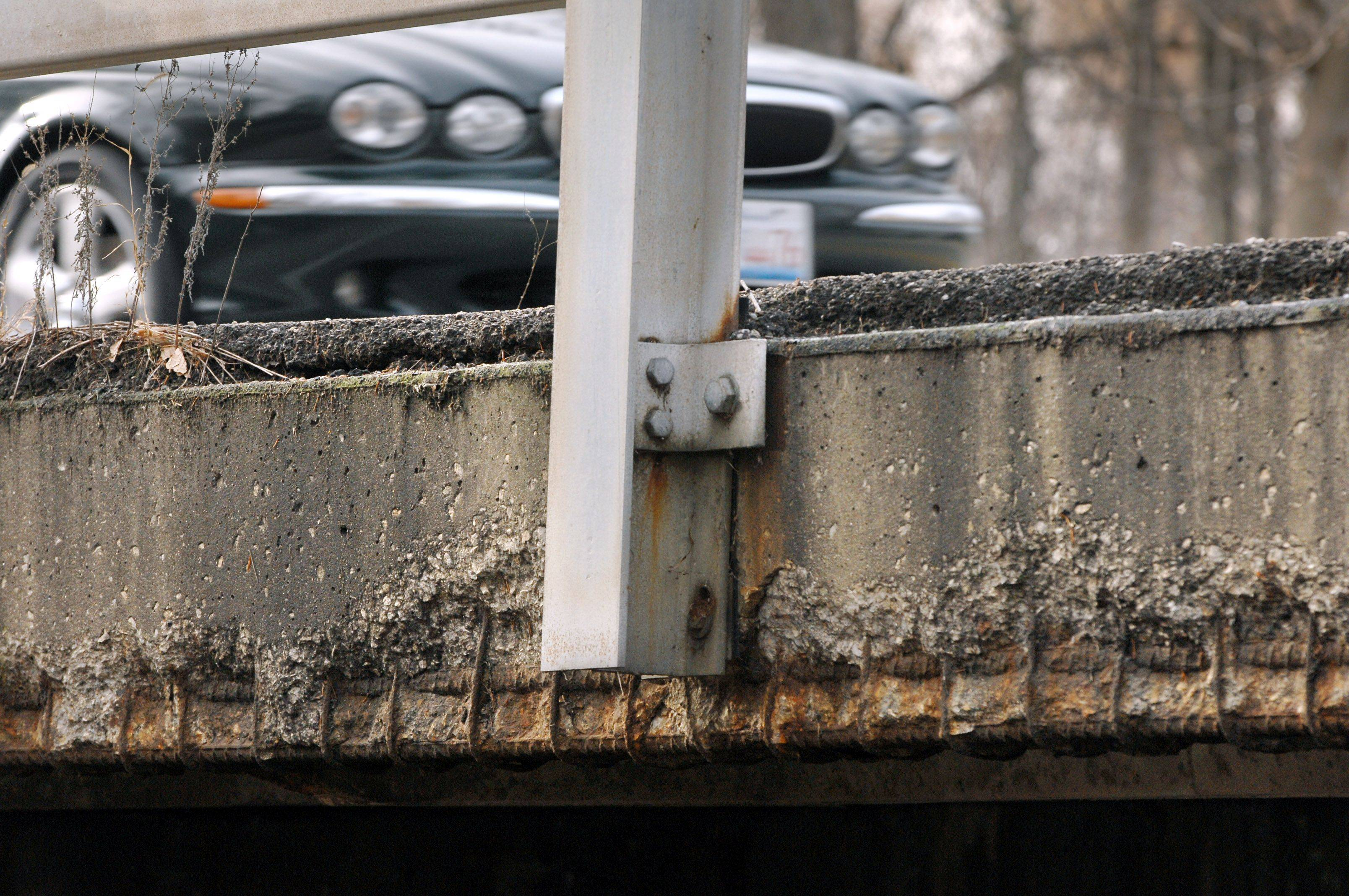 1 in 13 local bridges 'structurally deficient'