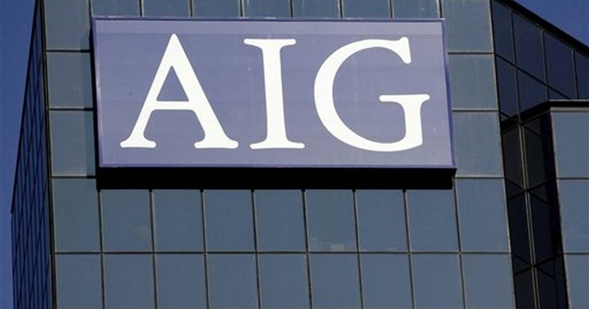 Aig was a very successful company