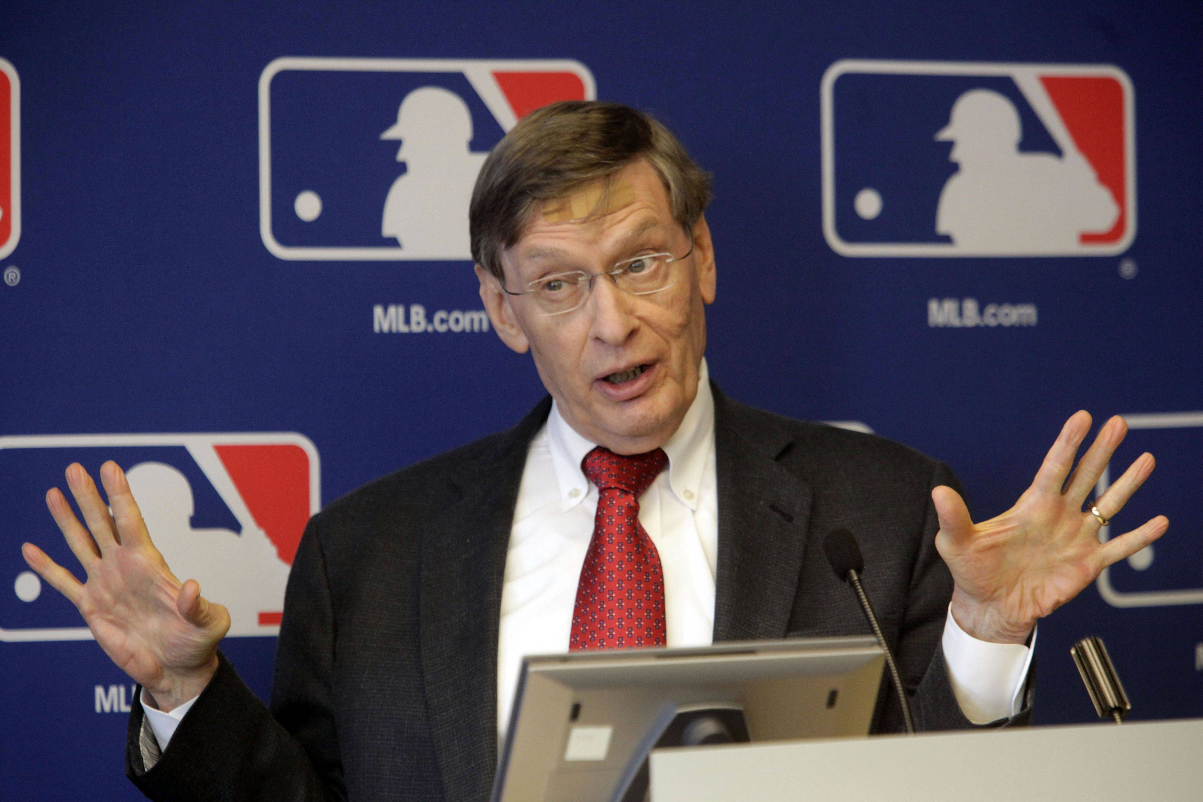 Baseball commissioner Bud Selig makes Bob Frisk's list of best quotes of the year for his comments when a statue of him was unveiled in Milwaukee.