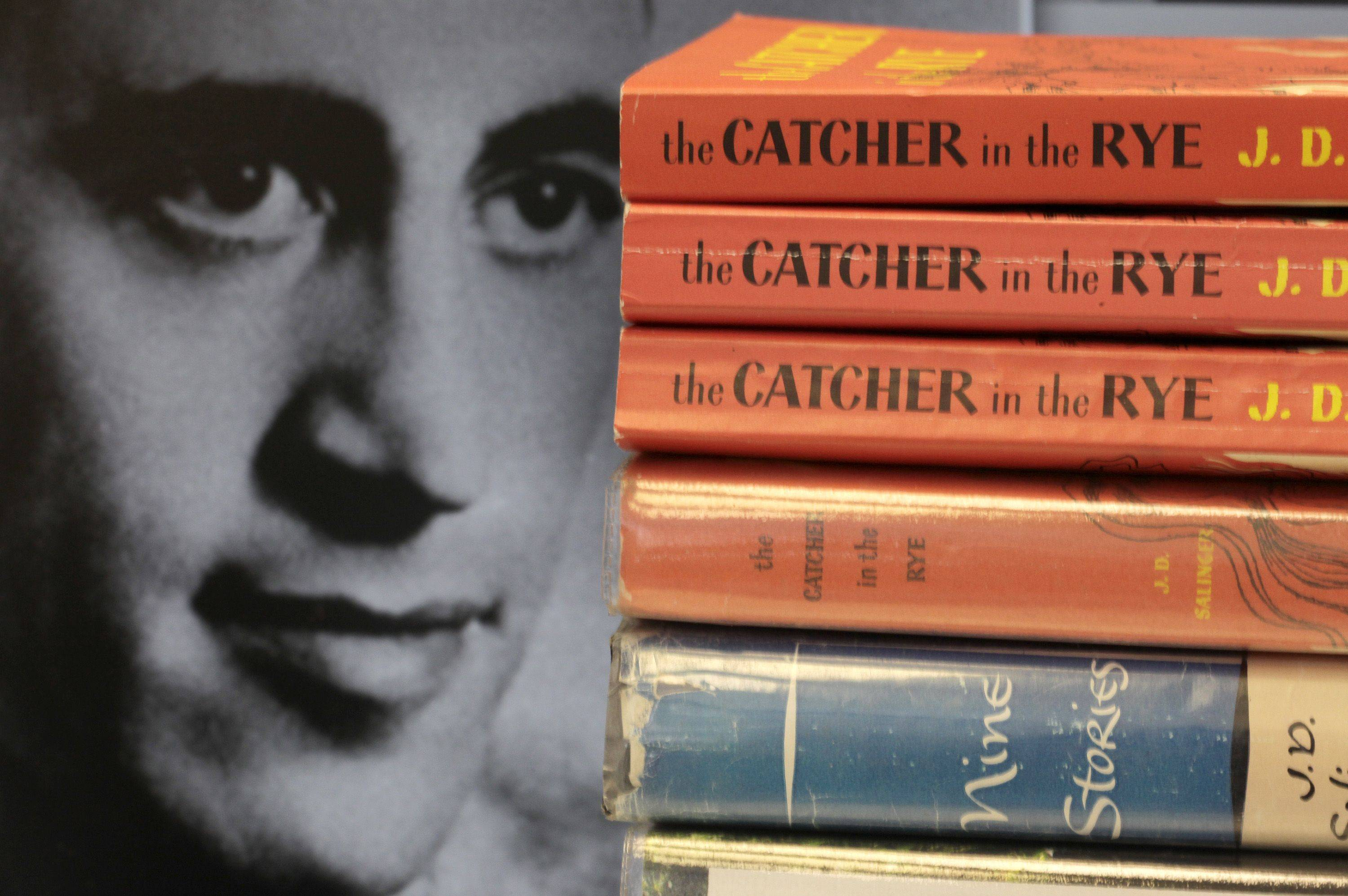 "J.D. Salinger, the legendary author, youth hero and fugitive from fame whose ""The Catcher in the Rye"" shocked and inspired a world he increasingly shunned, died Jan. 27, 2010 at the age of 91."