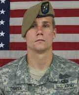 A 2007 graduate of Warren Township High School, Joseph W. Dimock II, 21, was killed July 10 in Afghanistan.